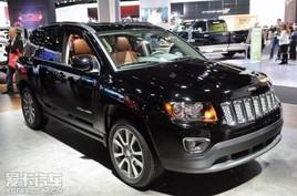 换装6AT Jeep发布新款指南者与自由客