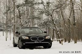 再攀新高――试驾体验BMW740Li新款车型
