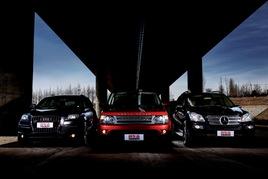 自信、责任、勇气 三款大型SUV对比测试