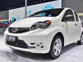 比亚迪新款F0北京车展发布 将年内上市