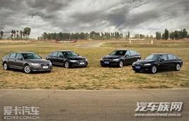 """""""加长""""商务谈判 试奥迪A6L和BMW5系Li"""