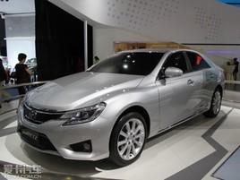 一汽丰田新款锐志上市 售20.98-31.48万