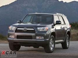 新粗犷硬汉车型 丰田发布2010款4Runner