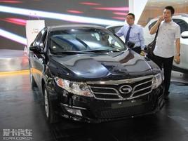 广汽传祺GA5新增两款车型 售15.38万起