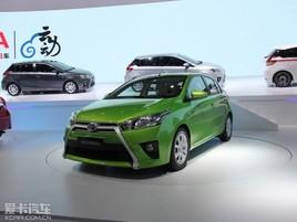 全新丰田YARIS将8月23日定名 年底上市