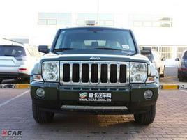 Jeep指挥官最高优惠近10万 最低售52万元