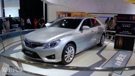 一汽丰田新锐志将9月9日上市 或21万起