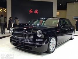 红旗L5北京车展正式发布 预售价500万起
