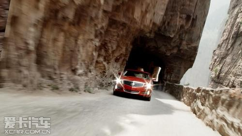 凯迪拉克ATS风尚运动豪华轿车中国首发
