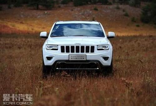 Jeep大切诺基3.0L 现车热卖中