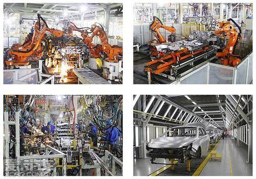 国际范儿 爱卡详解比亚迪速锐造车工艺