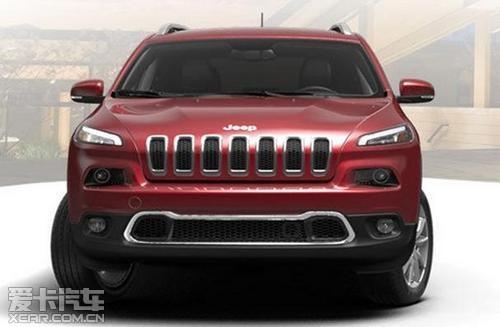 9速Jeep自由光 下一代城市SUV