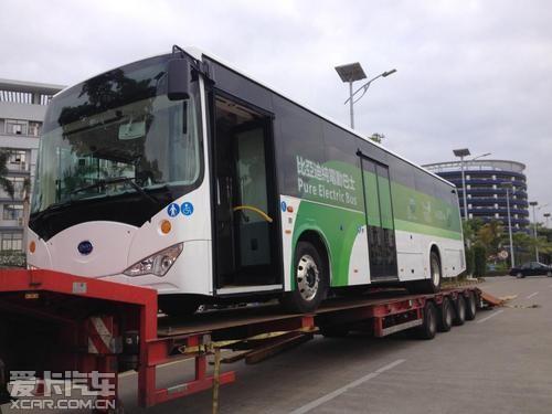 世界赌城澳门 引入比亚迪电动大巴K9
