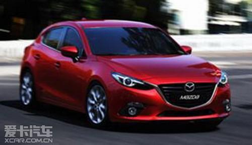马自达全新Mazda3 魂动设计全面解析