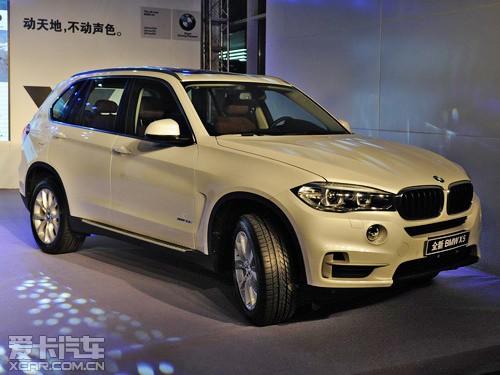 大连星之宝BMW全新X5上市发布会已启幕