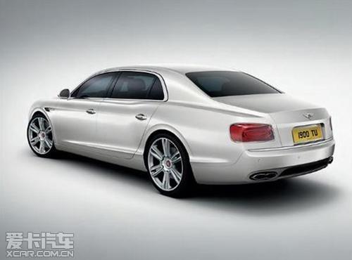 再添典范新作 宾利汽车将推出新飞驰V8
