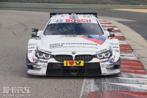 全新BMW M4DTM赛车首秀开始进入倒计时