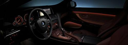 大连星之宝 BMW 6系凝固瞬间之美