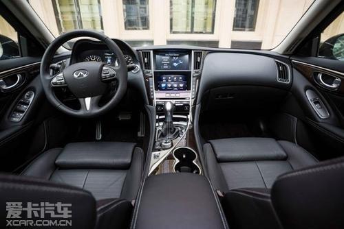 英菲尼迪全新豪华运动轿车Q50接受预订