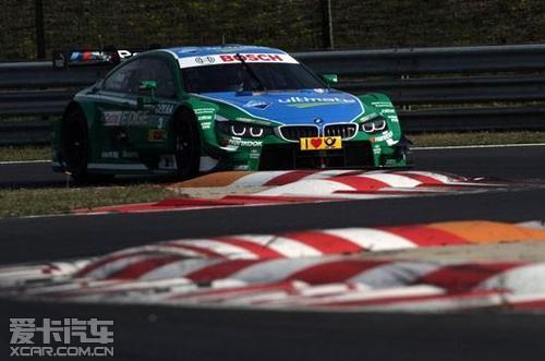 星之宝公布BMW DTM赛前准备进入尾声