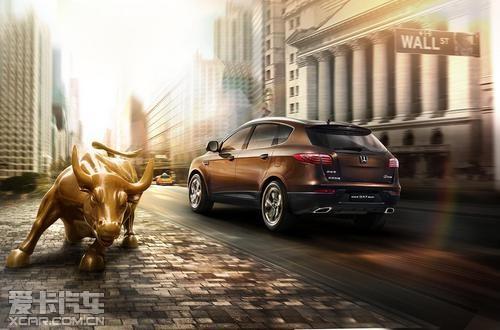 华瑞纳智捷新大7 SUV正式到店接受预订
