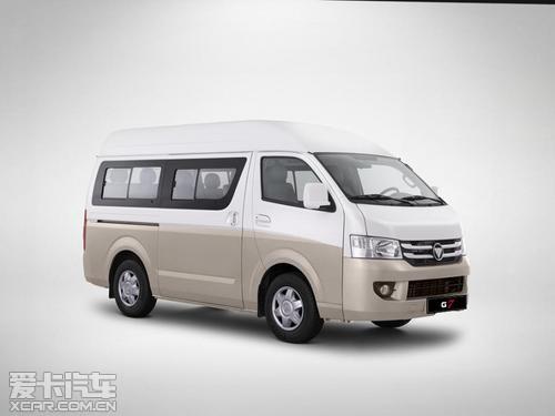 福田风景G7或北京车展上市预计售价9万