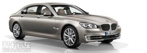 星之宝BMW 7系追求完美的路上没有止境