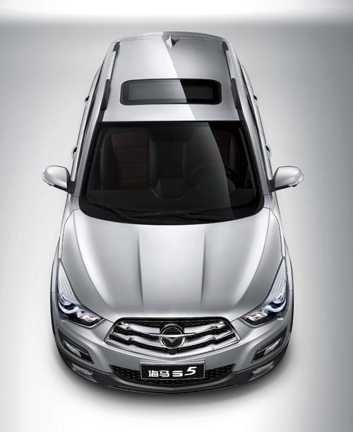 8.98万起 新智驱SUV海马S5自在登场