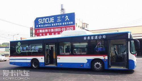 共筑梦想 比亚迪电动大巴再获台湾订单