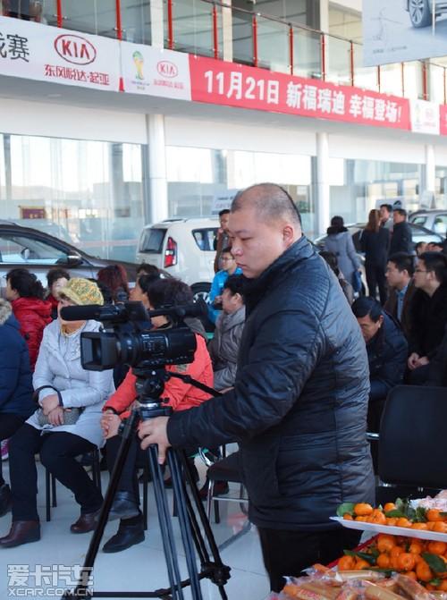 东风悦达起亚新K5携T动力引擎傲世登场