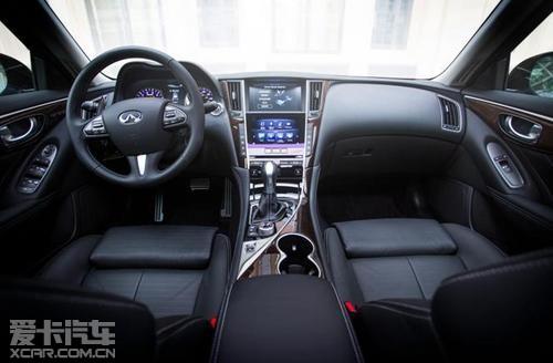 权威挑战者 英菲尼迪Q50代言豪华轿车