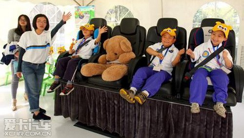 星之宝BMW儿童交通安全训练营现已开营