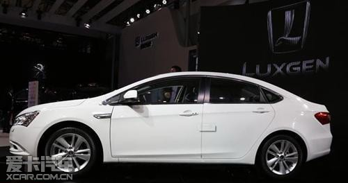 纳智捷5 Sedan以智慧引领中级车新标准