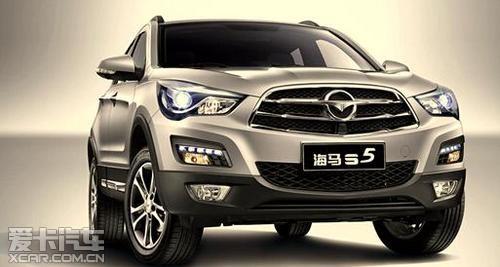海马全新SUV夏季热卖惠开场买车送保养
