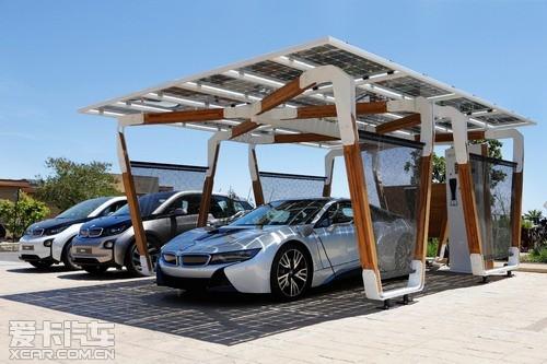 创新BMW i8已向全球首批客户 交付使用