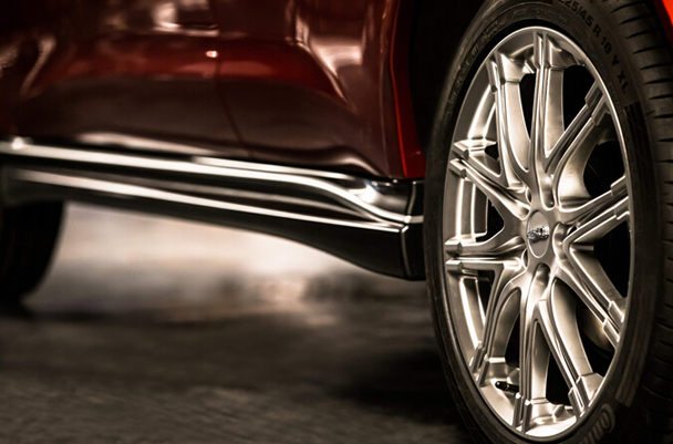 英菲尼迪首款高档紧凑型SUV或年内上市