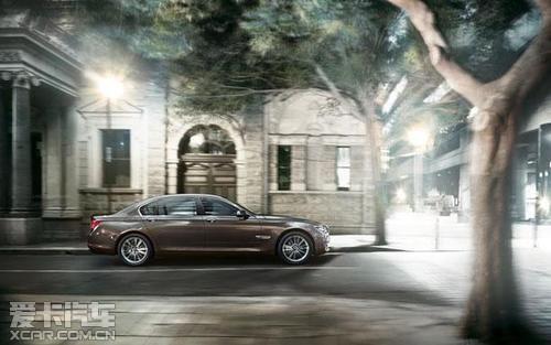 星之宝BMW 7系