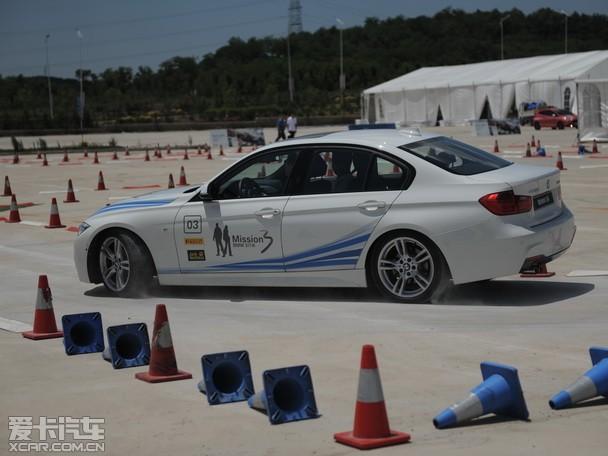 运动王者宝马BMW 3行动大连站完美落幕
