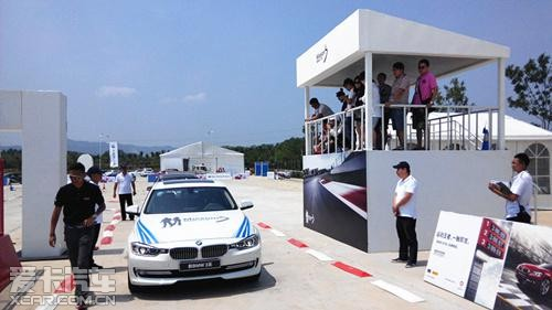 BMW 3行动全国城市挑战赛大连站已收官