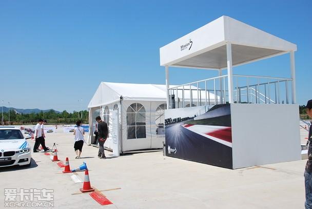2014 BMW3行动城市选拔赛激情登陆大连