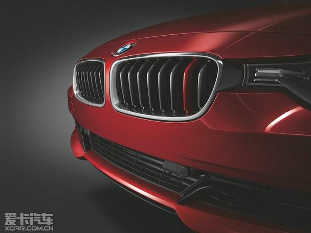 BMW3系长轴距马年限量版在中国粉墨登场