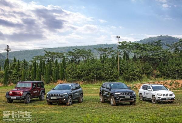 国内首推Trail Rated专业SUV评级体系