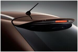 纳智捷新大7 SUV眼神中闪烁的迷人风采