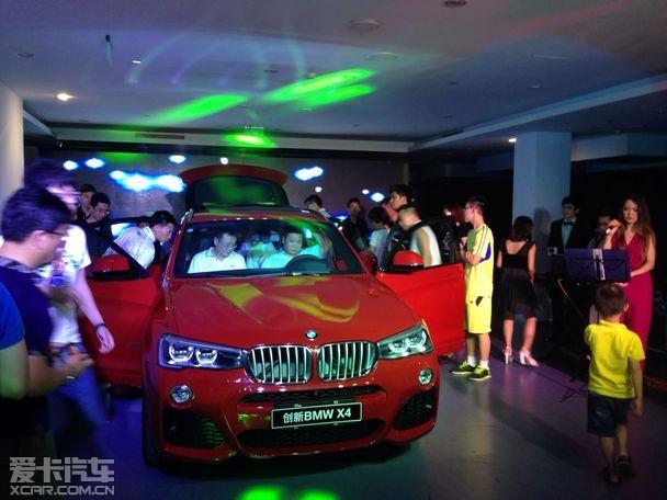 型于寻常外 创新BMW X4在大连燕宝上市