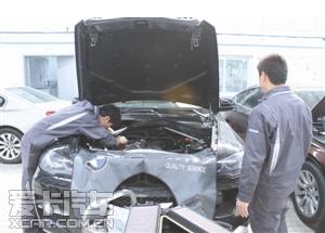 爱卡汽车 专访大连燕宝售后服务部经理