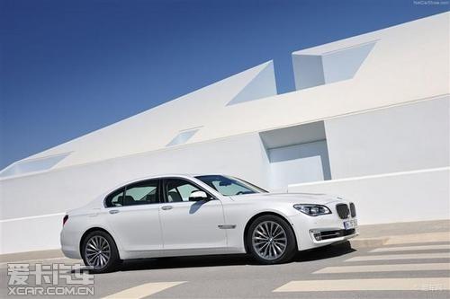 传世之作BMW 7系全力为您呈现极致奢华