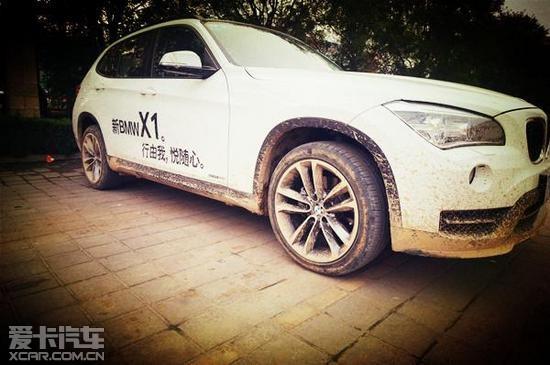 新BMW X1体验行动季 神秘驾乘等您冒险