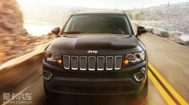 Jeep道奇克莱斯勒领衔登陆大连国际车展
