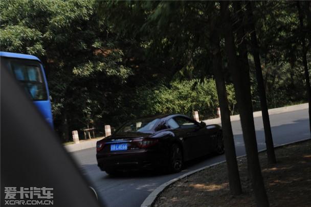 超级意大利风情 试驾玛莎拉蒂GT 总裁
