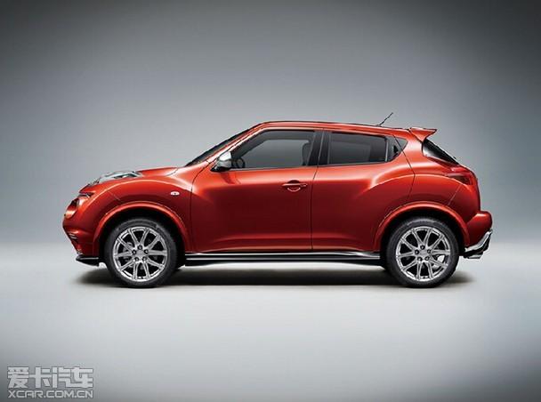 紧凑型动感SUV 英菲尼迪ESQ将年内上市